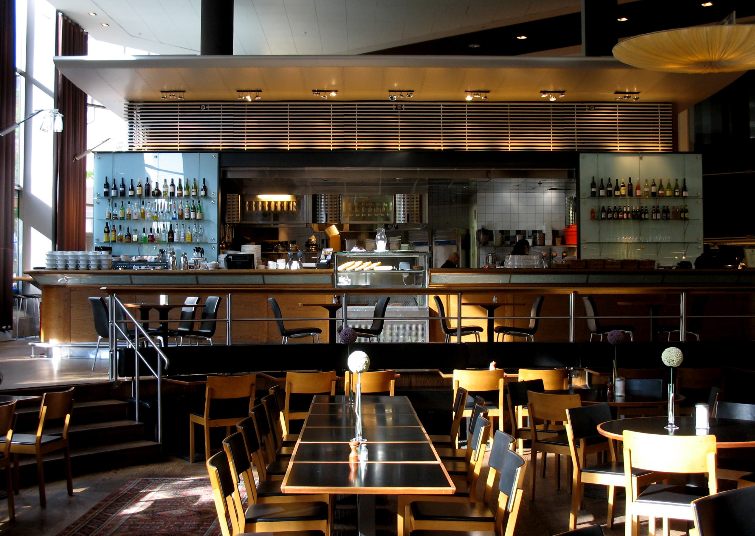 trendy-bar-front-in-restaurant A & A Pest Control | Manchester, CT - Get $25  OFF Seasonal Services